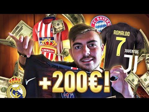 + DE 200 EUROS DE MAILLOTS 2019 UNBOXING !