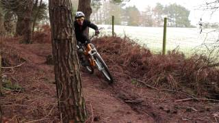 preview picture of video 'Tracs Delamere Forest 2013'
