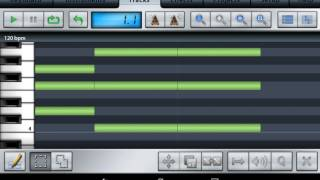 How to make a song in MUSIC STUDIO LITE