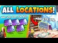 ALL FORTBYTES LOCATIONS In Fortnite Week 4! - #68, #91, #80, #26, #88 And More In Battle Royale!