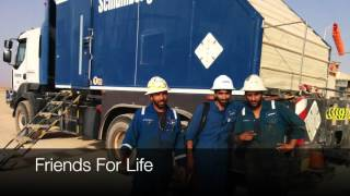 Schlumberger Internship Summer 2011 - 123vid
