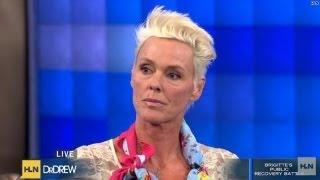 Brigitte Nielsen: 'I'm back in my sobriety'