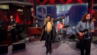 "Saturday Sessions: Charles Bradley performs ""World Going Up"""