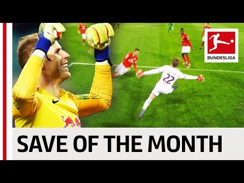 Top 5 Saves in March - Vote for your Save of the Month