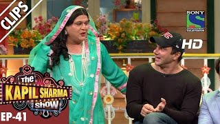 Begum Luchi Woos Sohail Khan  The Kapil Sharma Show  Episode 41  10th September 2016