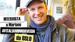 ITALIANI IN NORVEGIA - Situazioni SUPER imbarazzanti in Norvegia  e OSLO - Intervista di IARA a Mari