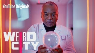 Levar Burton tells us the weird thing he loves | Weird City