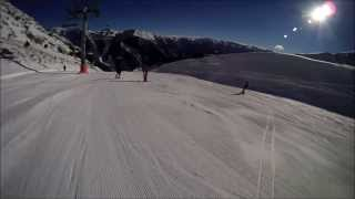 preview picture of video 'Arinsal, 1st December 2013'