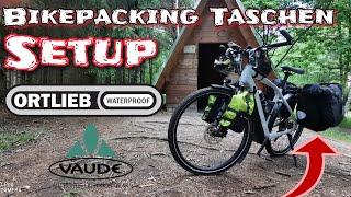 Ortlieb Back Roller Pro Plus und Vaude Bikepackingtaschen Rewiev I Fett Fahrrad