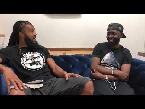 Aaron Maybin interviews Stokey Cannady part 1