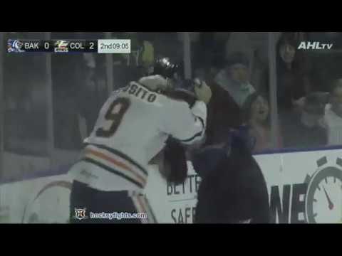 Logan O'Connor vs. Luke Esposito