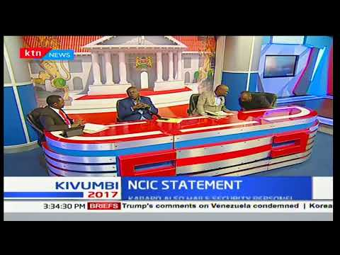 Role of ncic in kenya