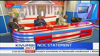 Whats the role of the NCIC after the elections? Kivumbi 2017
