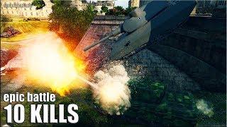 ТАЙП 4 ХЕВИ против СУМАСШЕДШИХ 🌟 медаль Колобанова 🌟 World of Tanks лучший бой на Type 4 Heavy