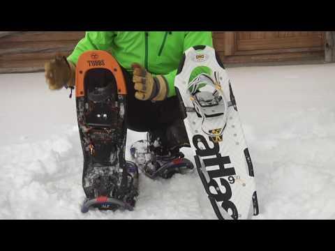 Kaufberatung Schneeschuhe