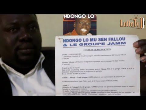 Anniversaire de Ndongo Lô: avant son décès, voici son dernier contrat qu'il a  signé avec...