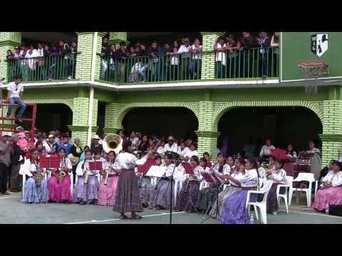 Banda Femenil  Mixe De Tlahuitoltepec En México