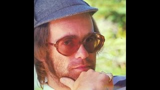 Elton John   Sugar On The Floor (1975) With Lyrics!