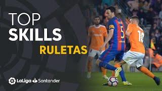 LaLiga Skills: RULETAS