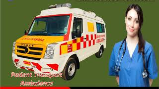 Medilift: The Best in All Road Ambulance Service in Ranchi and Bokaro