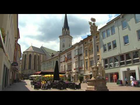 Sommerurlaub in der Region Villach