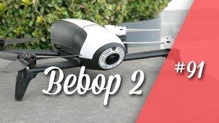 Parrot Bebop 2 Drohne  (Teil 1/2)  // deutsch // in 4K // #91