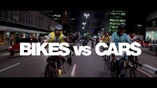 WG Film - Bike VS Cars Trailer #1
