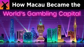 How Macau Became the World's Gambling Capital thumbnail