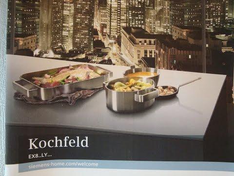 Siemens IQ 700 Kochfeld EX 845 LYC 1E