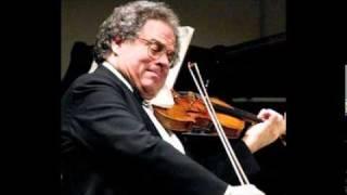 Itzhak Perlman Bach Violin Sonata No.1 BWV 1001.wmv
