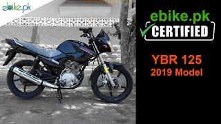 Yamaha YBR 125 2019 Model | ebike.pk Certified Bikes | ebike.pk