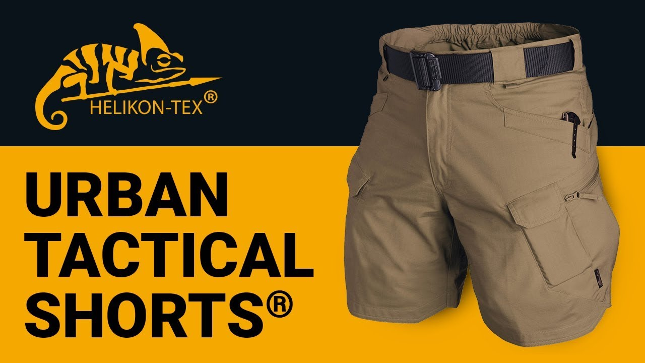 Outdoor Tactical Shorts/® Helikon Tex OTS Taiga Green -Nylon VersaStretch/®