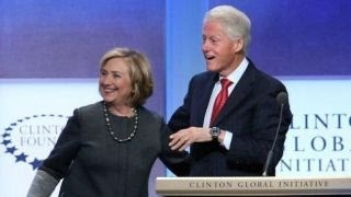 Clinton Global Initiative announces staff layoffs