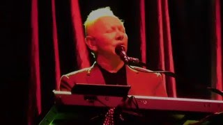 Joe Jackson - Knowing Me, Knowing You; Sunday Papers - Roma, 7 marzo 2016