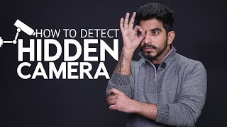 How to detect hidden camera   Tips and Tricks [Hindi-हिन्दी]