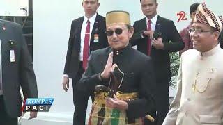 Menengok Keakraban Para Mantan Presiden RI di Istana