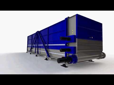 Terbrack Maschinenbau Mobiler Vario Typ 323