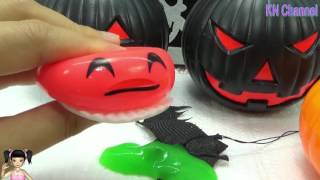 BabyBus - Tiki Mimi và Trò Chơi Búp bê tìm đồ vật bất ngờ từ quà Halloween