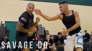 The Most Savage Match & DQ In Jiu-Jitsu