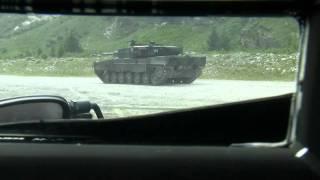 Char Leopard 2 Armée Suisse