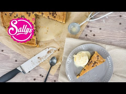 Riesen Cookie  / Galileo Rezept / Giant Cookie