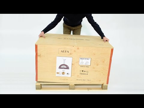 How to Assemble an Alfa Pizza Oven