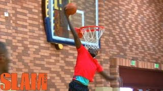7'6 Mamadou Ndiaye 2016 NBA Draft Workout - NBA Draft Prospect 2016 - 16NBACLH