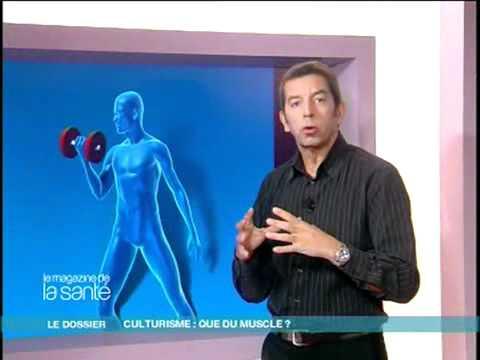 Sur quels muscles agissent brousya