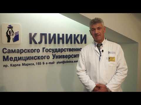 Экспресс-обследование в выходной день можно пройти в Клиниках СамГМУ