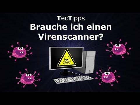 [TIPPS] | Brauche ich einen Virenscanner? | TecTipps | Ratgeber | deutsch/german | 4K