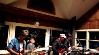 """Live@Drew's Marshall Crenshaw and Bottle Rockets"