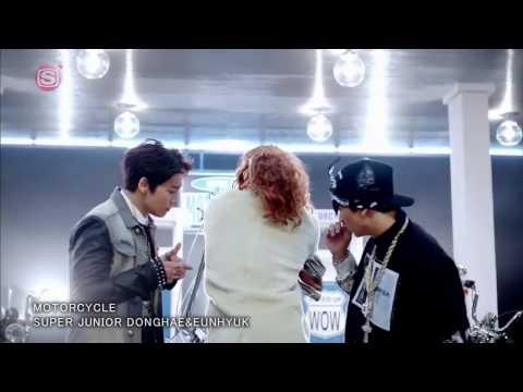 Super Junior D&E - Motorcycle