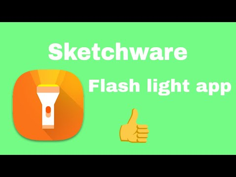 Download Create A Flash Light App In Sketchware Video 3GP Mp4 FLV HD