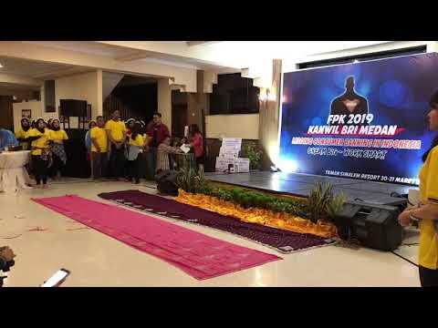 Performance di FPK KANWIL BRI MEDAN Bagian E-BANKING 2019